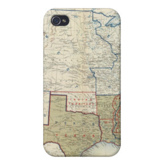 USA June 1861 iPhone 4/4S Cases
