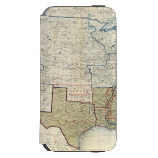 USA June 1861 iPhone 6/6s Wallet Case