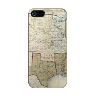 USA June 1861 Metallic iPhone SE/5/5s Case