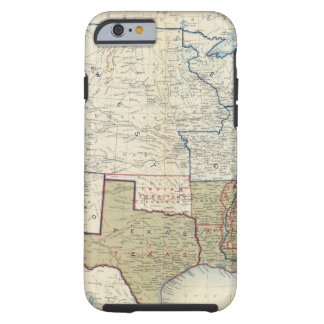 USA June 1861 Tough iPhone 6 Case