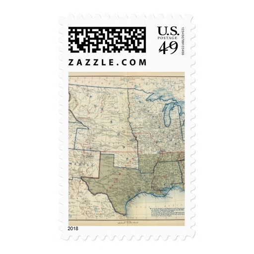 USA June 1862 Postage Stamp