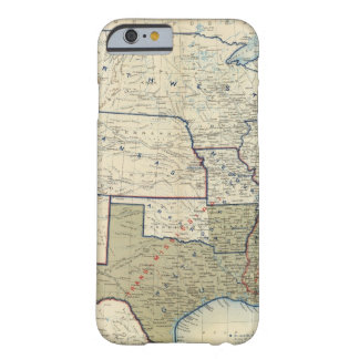 USA June 1864 Barely There iPhone 6 Case