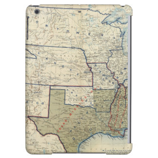 USA June 1864 iPad Air Cover