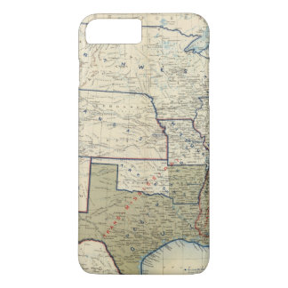 USA June 1864 iPhone 8 Plus/7 Plus Case