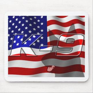 USA K9 Design Mouse Pad