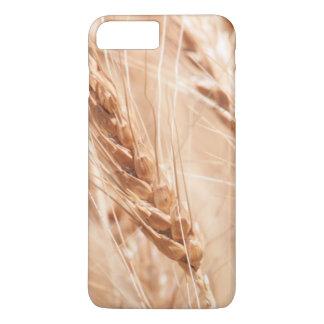 USA, Kansas, Wheat At Harvest Time iPhone 7 Plus Case