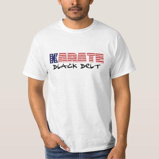 USA Karate T-shirt