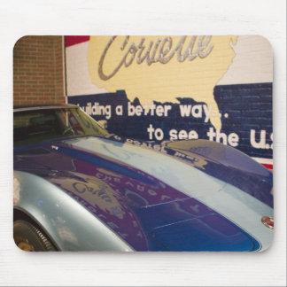 USA, Kentucky, Bowling Green: National Corvette 2 Mouse Pad