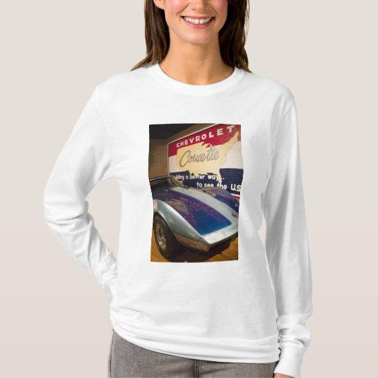 USA, Kentucky, Bowling Green: National Corvette 2 T-Shirt