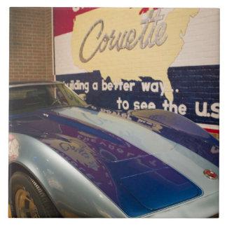USA, Kentucky, Bowling Green: National Corvette 2 Tile