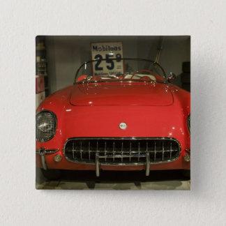 USA, Kentucky, Bowling Green: National Corvette 3 Button