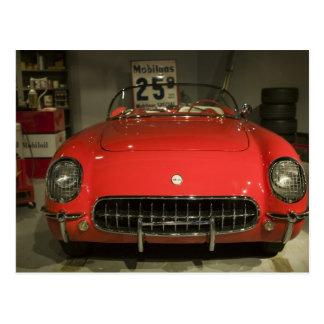 USA, Kentucky, Bowling Green: National Corvette 3 Postcard