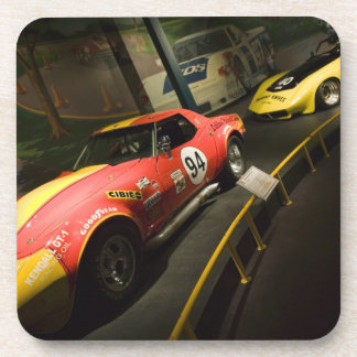 USA, Kentucky, Bowling Green: National Corvette 4 Coaster
