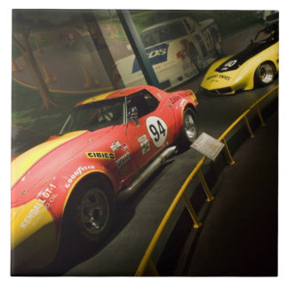 USA, Kentucky, Bowling Green: National Corvette 4 Tile