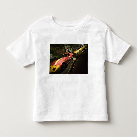 USA, Kentucky, Bowling Green: National Corvette 4 Toddler T-shirt
