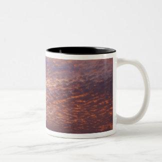 USA, Kentucky, Cumberland Gap National Two-Tone Coffee Mug