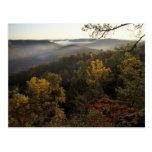 USA, Kentucky. Daniel Boone National Forest. Post Cards