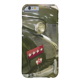 USA, Kentucky, Fort Knox: Patton Museum of Barely There iPhone 6 Case