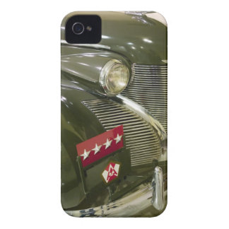 USA, Kentucky, Fort Knox: Patton Museum of iPhone 4 Cover