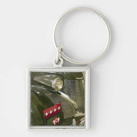USA, Kentucky, Fort Knox: Patton Museum of Keychain
