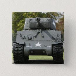 USA, Kentucky, Fort Knox: Patton Museum of Pinback Button