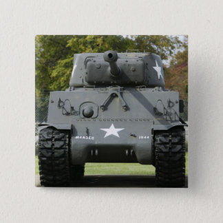 USA, Kentucky, Fort Knox: Patton Museum of Pinback Button