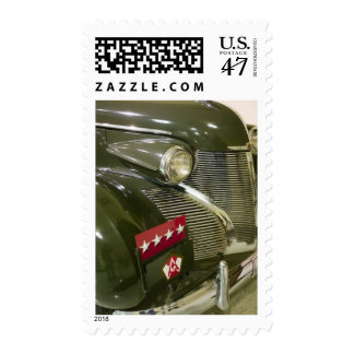 USA, Kentucky, Fort Knox: Patton Museum of Postage Stamp