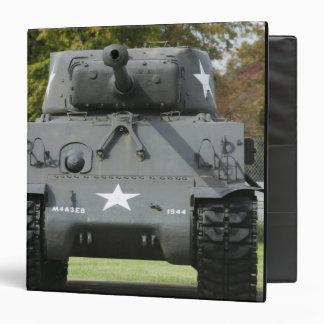 USA, Kentucky, Fort Knox: Patton Museum of Vinyl Binder