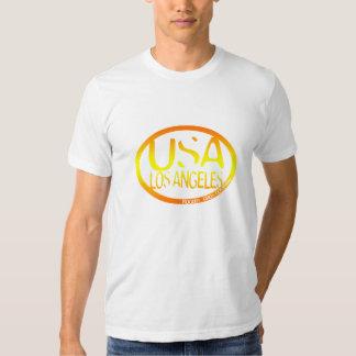 usa la orange by rogers bros T-Shirt