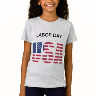 USA- Labor Day T-shirt