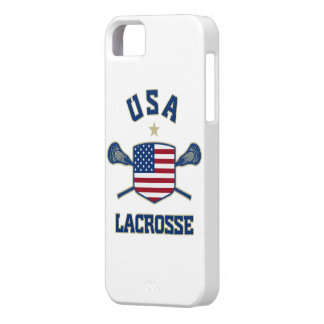USA Lacrosse iphone 5 case