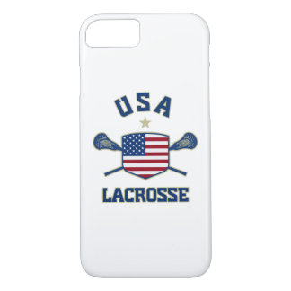 USA Lacrosse iPhone 7 case