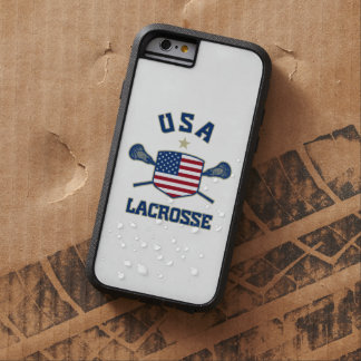 USA Lacrosse Rugged iPhone 6 case