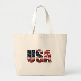 USA LARGE TOTE BAG