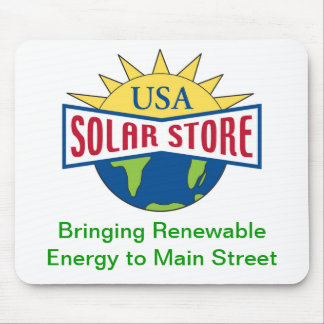 USA Logo Store Logo Mousepad
