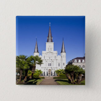 USA, Louisiana, New Orleans. French Quarter, Button