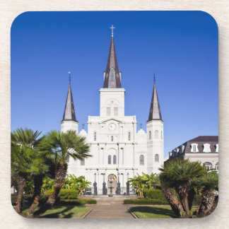 USA, Louisiana, New Orleans. French Quarter, Drink Coaster