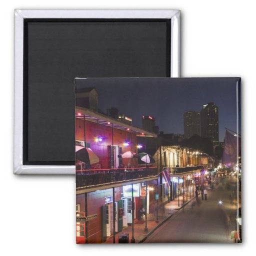 USA, Louisiana, New Orleans. French Quarter, Refrigerator Magnets