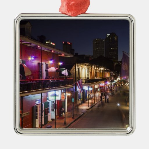 USA, Louisiana, New Orleans. French Quarter, Ornaments