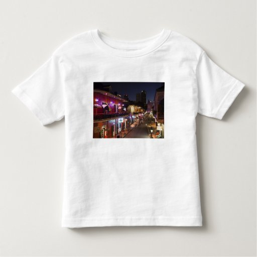 USA, Louisiana, New Orleans. French Quarter, Tee Shirts