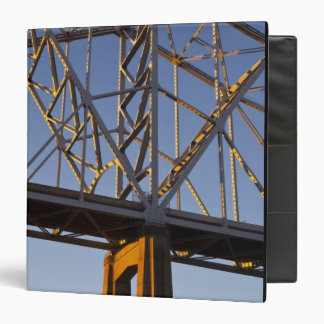 USA, Louisiana, New Orleans. Greater New 3 Ring Binder