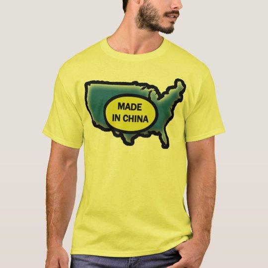 USA - Made In China T-Shirt