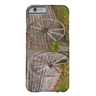 USA, Main. Wagon Wheels Barely There iPhone 6 Case