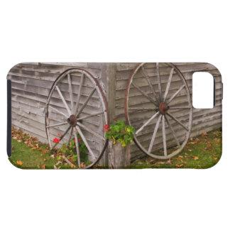 USA, Main. Wagon Wheels iPhone 5 Covers