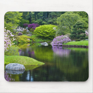 USA, Maine, Northeast Harbor. View of Asticou 2 Mouse Pad