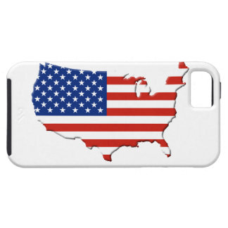USA map iPhone SE/5/5s Case