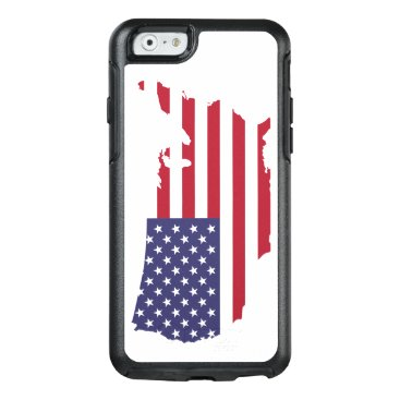 USA map OtterBox iPhone 6/6s Case