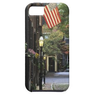 USA, Massachusetts, Boston, Beacon Hill. iPhone SE/5/5s Case