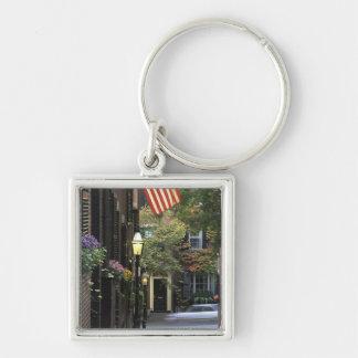 USA, Massachusetts, Boston, Beacon Hill. Keychain