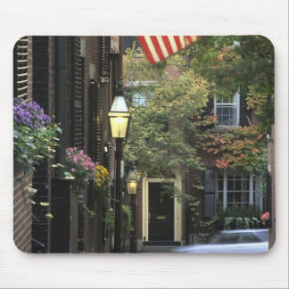 USA, Massachusetts, Boston, Beacon Hill. Mouse Pad